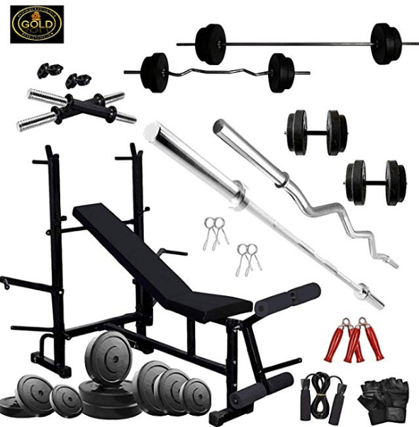 GOLD FITNESS Home Gym Equipment