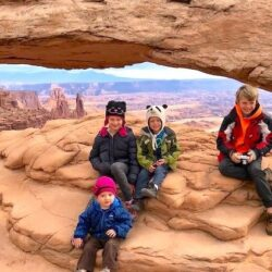 Things to do in moab with kids